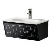 Bellini ss-2628 stainless steel basin