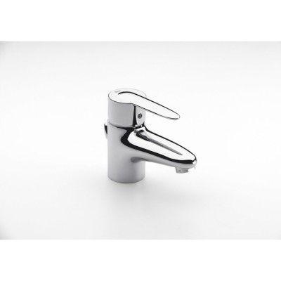 Roca Vectra Basin mixer with pop-up waste