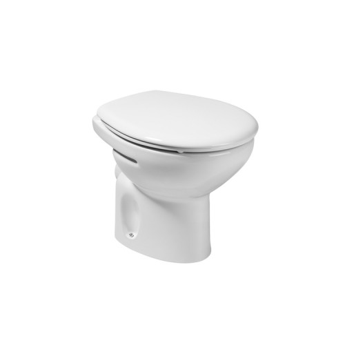 Roca victoria single floorstanding wc with horizontal outlet - Precio wc roca victoria ...