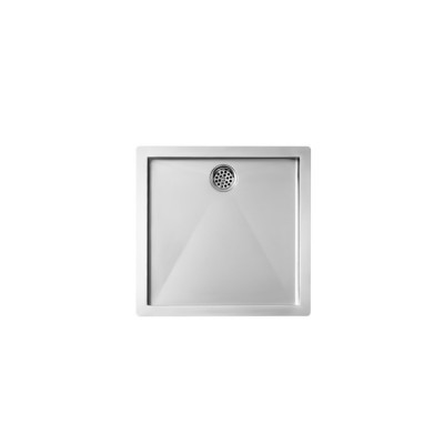 Roca X-Tra Flat draining board with single valve